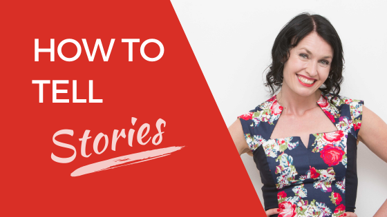 [Video] How To Tell Stories ( A Guide To Storytelling For Business )