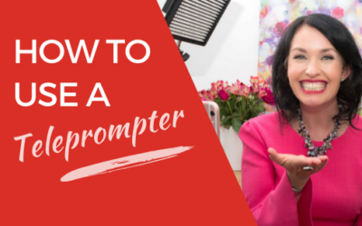 [Video] How to Use a Teleprompter for Beginners