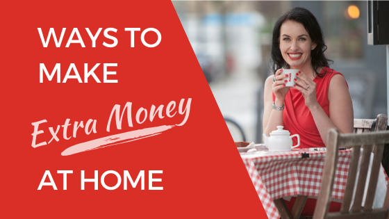 Ways to make extra money at home