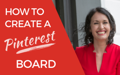 [Video] How To Create A Pinterest Board – Pinterest Tutorial For Beginners