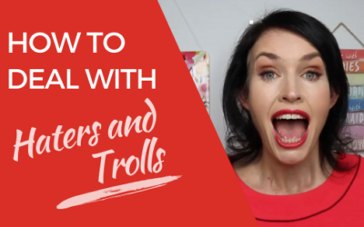 [Video] How To Deal With Haters And Trolls – Handling Mean Comments