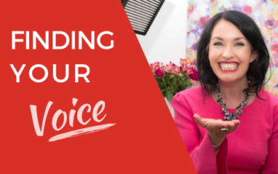 [Video] How To Find Your Voice And Conviction To Speak Up