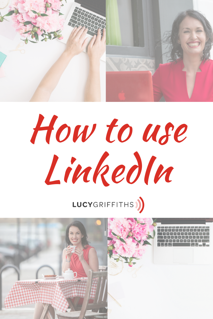 promote yourself on LinkedIn