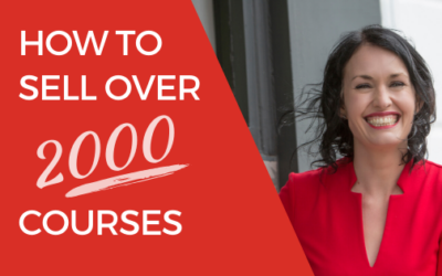 [Video] How to Sell Over 2000 Courses in the First Month