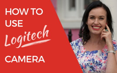 [Video] How To Use The Logitech Camera – Webcam Tutorial For Beginners