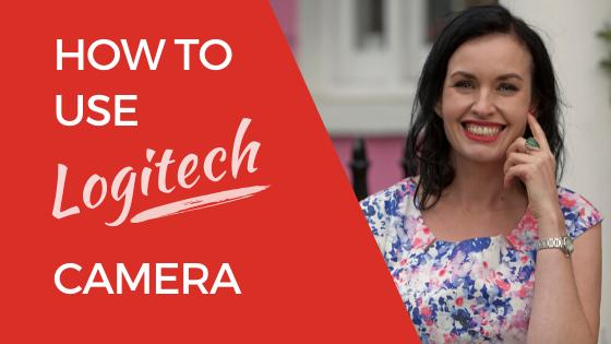 use the Logitech Camera