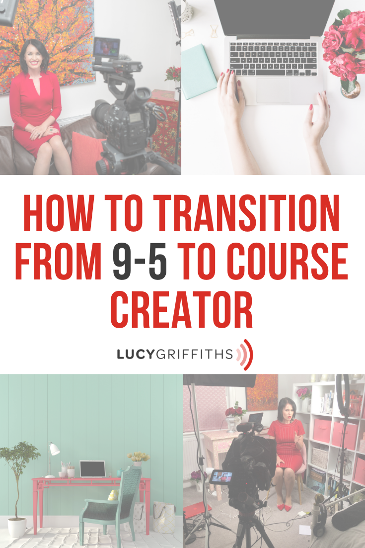 How To Go From 9 to 5 To Course Creator