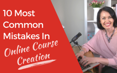 [Video] 10 Most Common Mistakes In Online Course Creation
