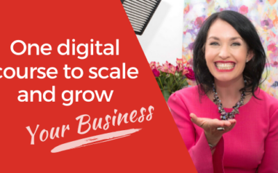 [Video] It only takes one digital course to scale and grow your business