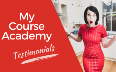 [Video] My Course Academy testimonials – What clients say about My Course Academy