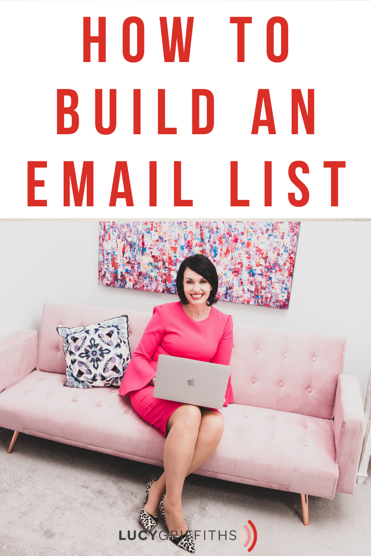 How to Build an Email List From Scratch - What Email Software to Use