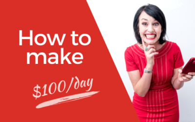 [Video] How to Make $100 / day OR MORE!