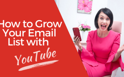 [VIDEO] How to Grow Your Email List with YouTube in Easy Steps