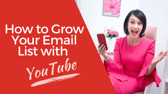 How to Grow Your Email List with YouTube in Easy Steps