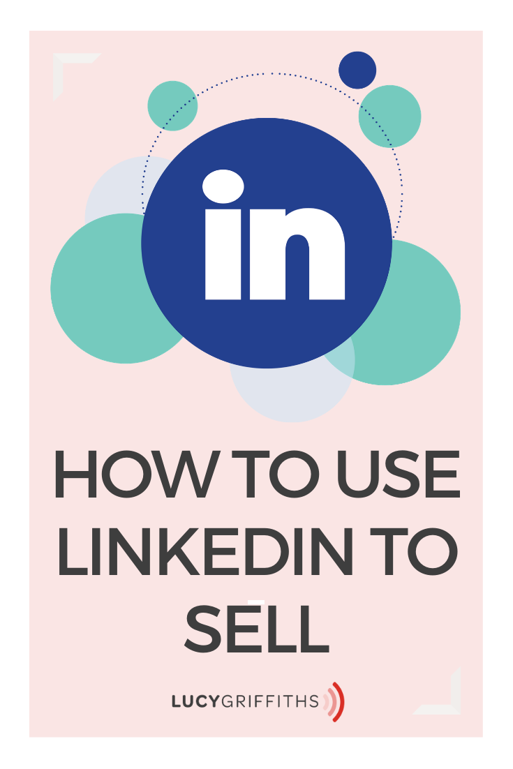 use linkedin to Sell