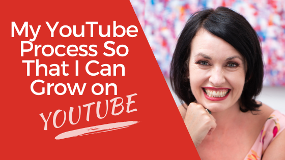 My YouTube Process So That I Can Grow on YouTube - How I Streamline My YouTube Videos