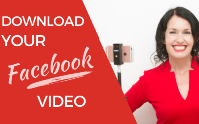 [Video] How To Download Your Facebook Video – The 2019 Way