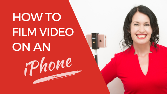 [Video] How To Film A Video For Youtube Or Facebook Live On An Iphone