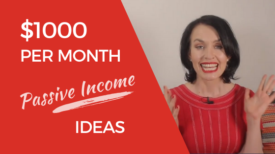 [Video] 9 Passive Income Ideas That Earn $1000+ Dollars Per Month