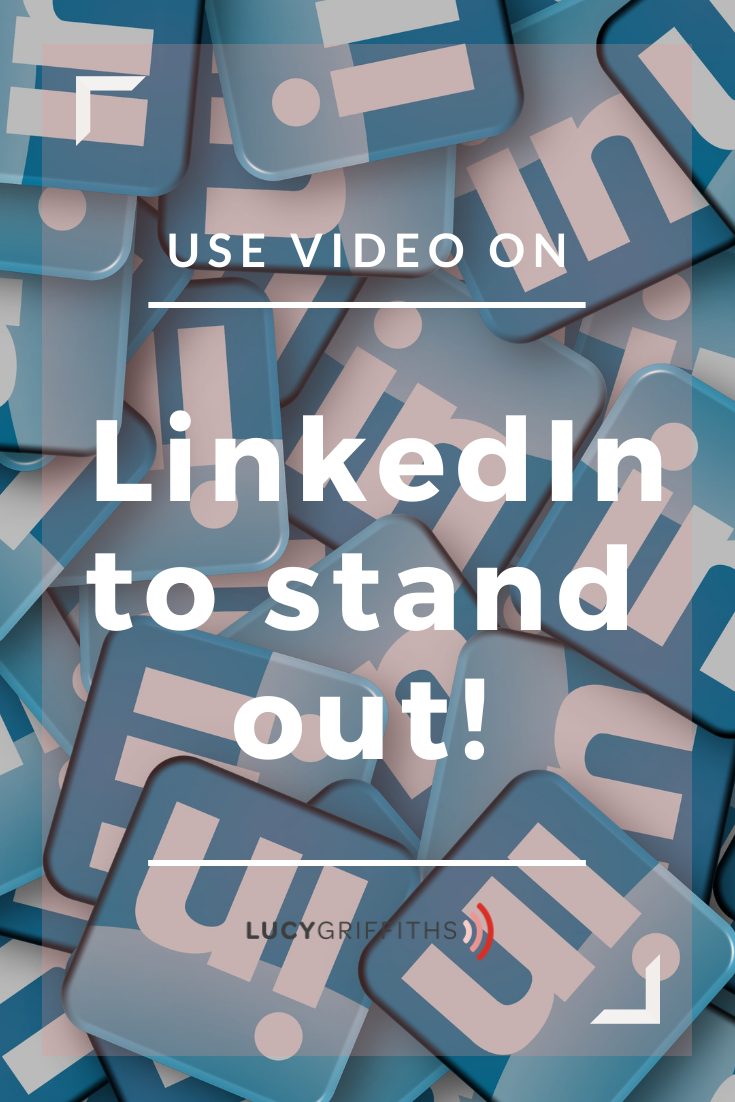 use video on LinkedIn