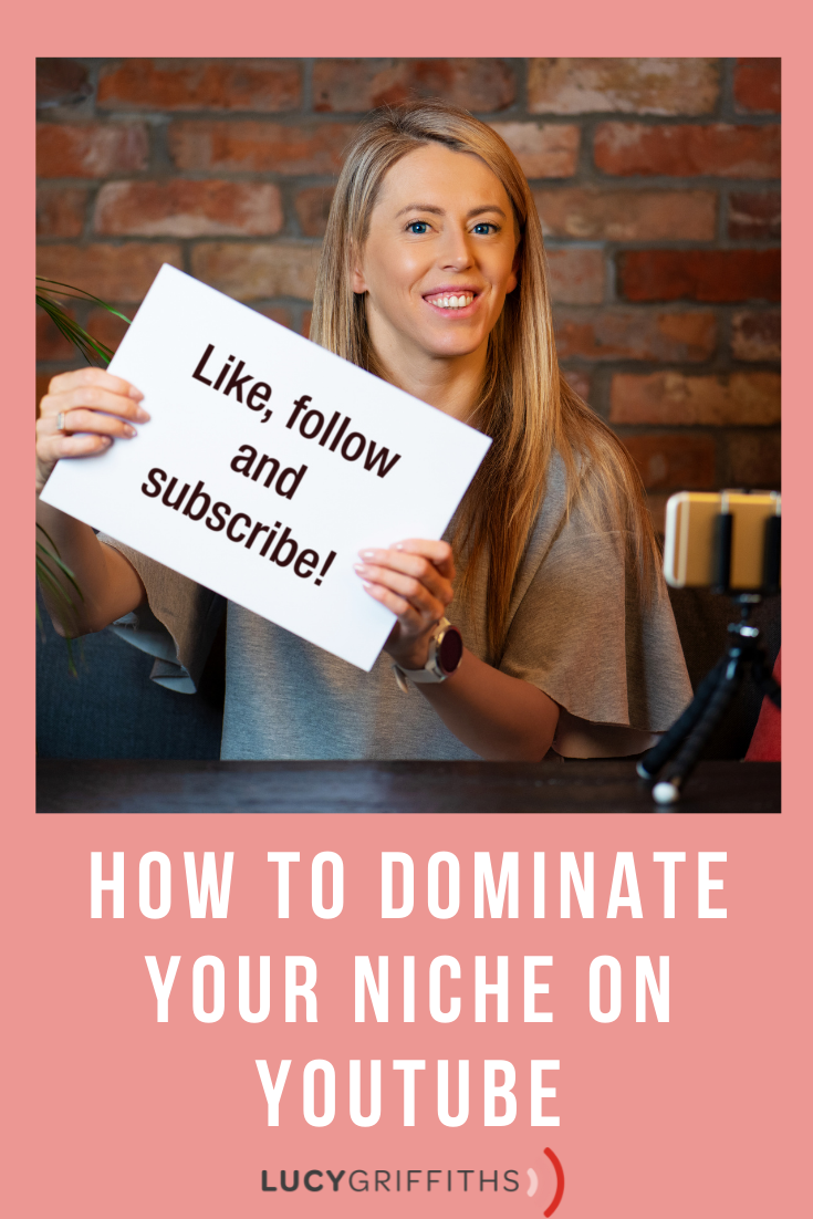 Niche Down to Grow on YouTube and in Business - How to Dominate Your Niche on YouTube