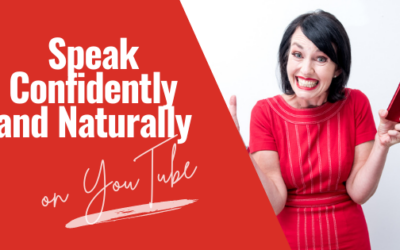 [Video] How Do you Speak Confidently and Naturally on YouTube