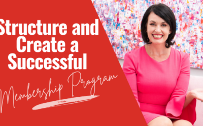 [Video] How Do You Structure and Create a Successful Membership Program with only a Small Audience